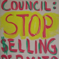 City Council: Stop $elling Permits