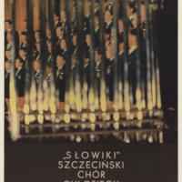 """""""Słowiki"""" Szczeciński chór chłopięcy"""