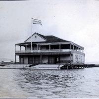 Pier warehouse