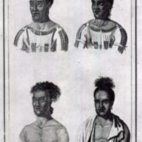 Islas Feis (Carolinas); Portraits de quatre Chefs