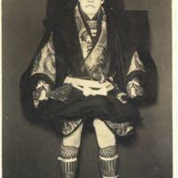 Kaizawa 1-019: Kabuki actor - Onoe, Kikugorō VI,   尾上,…