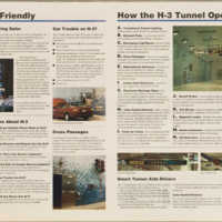 Interstate H-3 freeway opens December 12, 1997 at 3pm