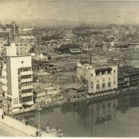 Kaizawa 2-015: Ruins and remains of Osaka 大阪, Japan,…