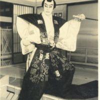Kaizawa 1-093: Kabuki actor - Nakamura, Kichiemon I,…