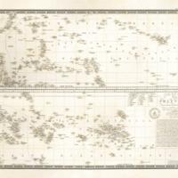 Carte particuliere de la Polynesie, (parties orientale…