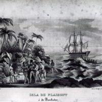 Isla de Plaisent o de Barbudos