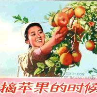 Zhai ping guo de shi hou 摘苹果的时候