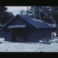 "Mason's note reads ""Kili copra shed, near govt. house."""