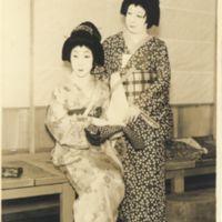 Kaizawa 1-131: Kabuki actors - Onoe, Baiko VII, 尾上, 梅幸…