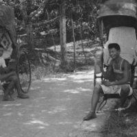834 [Rickshaws and drivers]