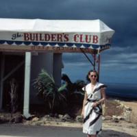 Jan West. Guam. Jan. 1950