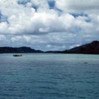 Truk Lagoon. Aug. 1950