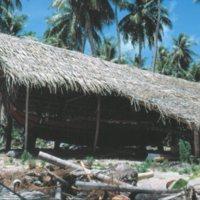 Yap Canoe Hut
