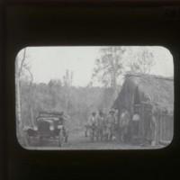 early times of Japanese settlement: 日本人移住地の初期