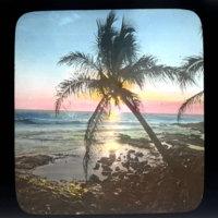 Sunset, Kailua, Hawaii