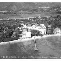 B-1573-1 Moana Hotel