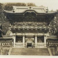 Yomeimon of Nikko Toshogu, Nikko Tochigi Japan