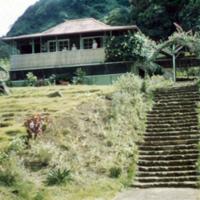 Rev. Kircher's home, Tol, Truk. Aug. 1950