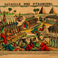 Bataille des Pyramids [Battle of the Pyramids]