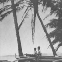 [071] Boys Looking At the Ocean