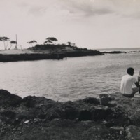 Fishing in Waianae