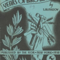 Ten years of Biro-Bidjan, 1928-1938