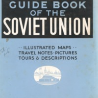 1936 guide book of the Soviet Union: illustrated maps,…