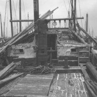 092. Salt junk stern, Pearl River