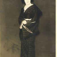 Kaizawa 1-079: Kabuki actor - Nakamura, Tokizo III, 中村,…