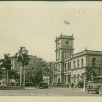 [034] Judiciary and Territorial Buildings, Honolulu