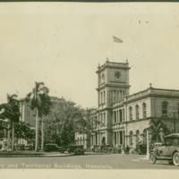 [034] Judiciary and Territorial Buildings, Honolulu