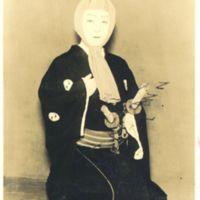 Kaizawa 1-012: Kabuki actor - Onoe, Baiko VII, 尾上, 梅幸…