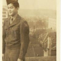 Kaizawa 2-008: Stanley Kaizawa, technical sargent, in…