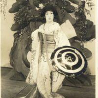 Kaizawa 1-096: Kabuki actor - Otani, Tomoemon VII,  大谷,…