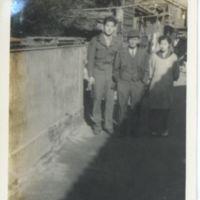 Kaizawa 3-027: Group photo of Stanley Kaizawa with his…