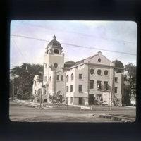 First Methodist Episcopal Church, corner of Beretania…