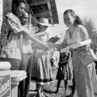 1960 Palau Fair. Michi Sugiyama, Intermediate School…