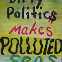 Dirty Politic$ Makes Polluted Seas