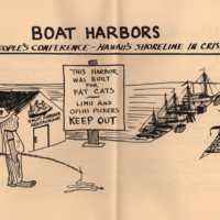 Boat Harbors: People's conference - Hawaii's shoreline…
