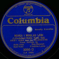 Nohea I Muolau Lani