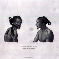 Habitants de L' ile Oualan