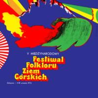 V Międzynarodowy Festiwal folkloru ziem górskich