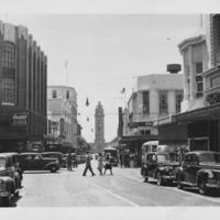Downtown Honolulu and Aloha Tower