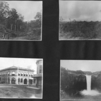 [022] [Hawaii island scenes, First Bank of Hilo-Peacock…