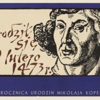 500 Rocznica urodzin Mikołaja Kopernika