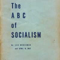 ABC of socialism.