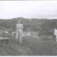 On convalescent leave at 2/2 CCS. Koitaki. Sept.. '43