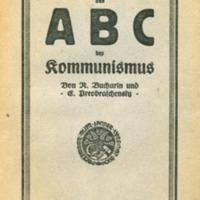ABC des Kommunismus