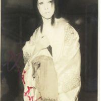Kaizawa 1-065: Kabuki actor, Nakamura, Shikan VI, 中村,…
