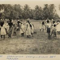 1950 Marching Group - Field Day Majuro
